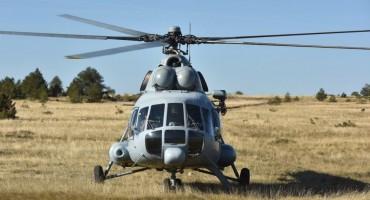 Hrvatska: Tri pilota vojnim helikopterom prevozili švercera oružjem