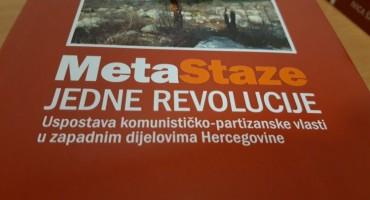 Knjiga Ivice Šarca 'Metastaze jedne revolucije' predstavljena u Grudama