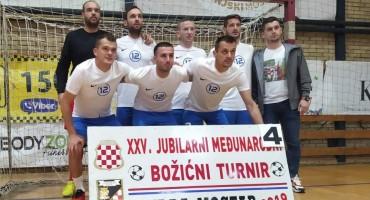 Božićni turnir: Caffe Pavo i Krešimir Keta Bandić u polufinalu, izravni prijenos završnice na RTV Herceg Bosne