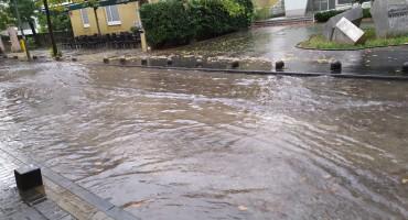 Nevrijeme u Hercegovini: Narančasto upozorenje zbog obilnih padalina i olujnih udara vjetra