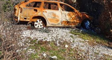 Mostar: Na Planinici izgorio automobil