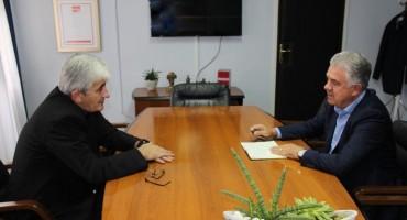Herceg primio novoimenovanog ravnatelja Caritasa Mostarsko-duvanjske biskupije