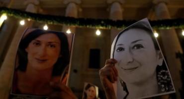 Zbog ubojstva istraživačke novinarke nove ostavke malteških dužnosnika