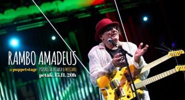 Koncert Ramba Amadeusa u povodu 67. rođendana Pozorišta lutaka u Mostaru