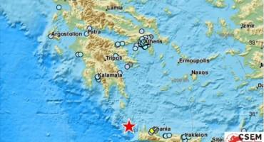 Snažan potres zatresao Grčku: Magnitude je 6.1 po Richteru