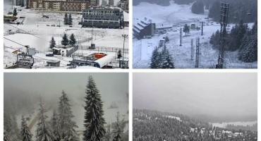 BH planine zabijelio snijeg