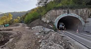 Kroz tunel Vranduk od danas se prometuje dvosmjerno