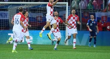 Hrvatska slavila protiv Gruzije 2:1