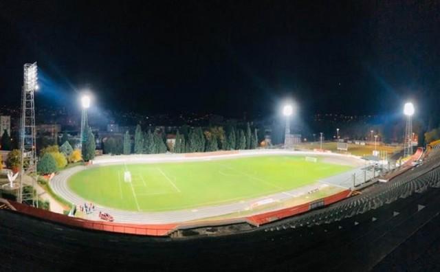 Novi reflektori spremni za utakmicu HŠK Zrinjski-FK Tuzla City
