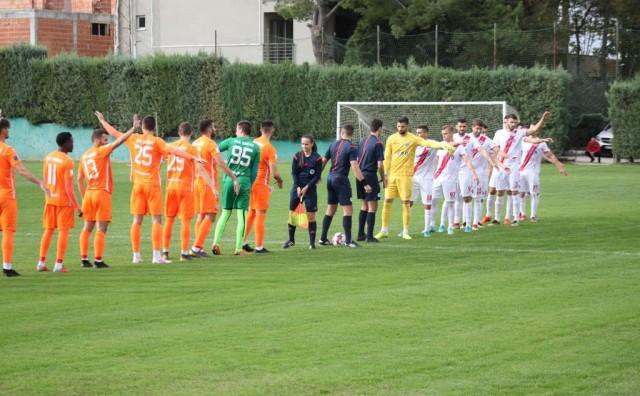 FOTO/ Zrinjski i Šibenik u Međugorju odigrali 2:2