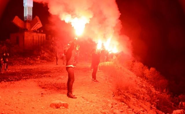 Na Humu iznad Mostara zapaljeno 28 baklji za Vukovar i Herceg Bosnu