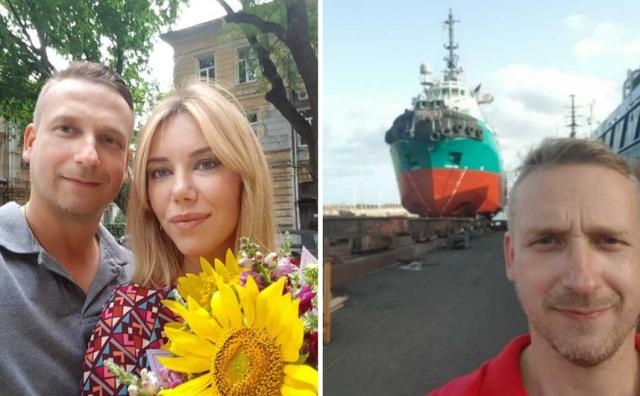 Elena Konovalenko supruga preživjelog mornara: Kapetana Dina svi su poštovali