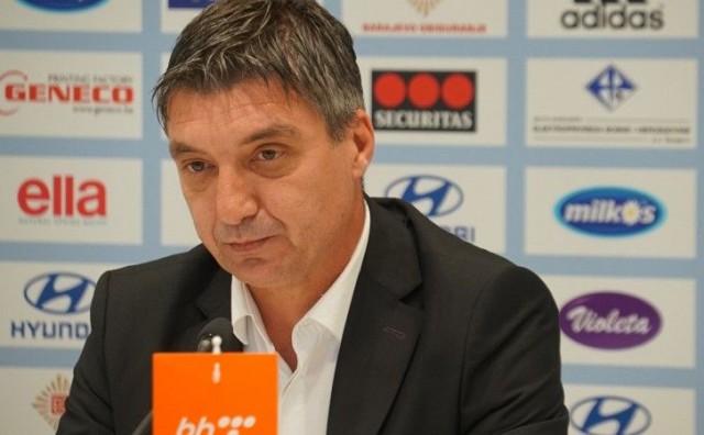 SLUŽBENO Vinko Marinović je novi trener nogometaša Sarajeva