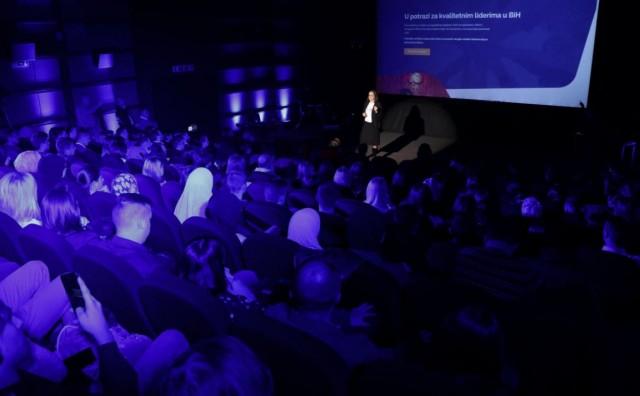 Službeno počeo program veleposlanstva SAD u BiH 'BOLD - BiH Omladinski lideri'