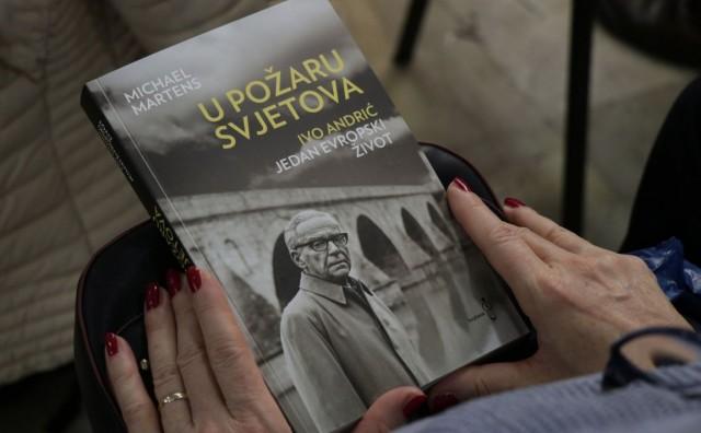 Predstavljena knjiga Michaela Martensa 'Ivo Andrić u požaru svjetova'
