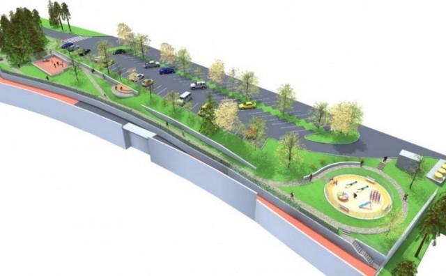 Mostar: Evo kako će izgledati novi park