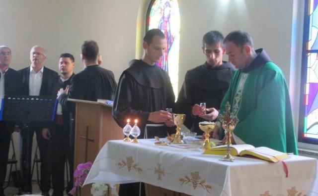 U Hospiciju u Ljubuškom održana misa za sve umrle bolesnike