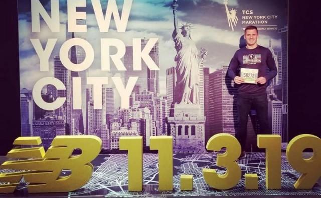 Mostarac trčao maraton u New Yorku za fondaciju 'Our Kids'