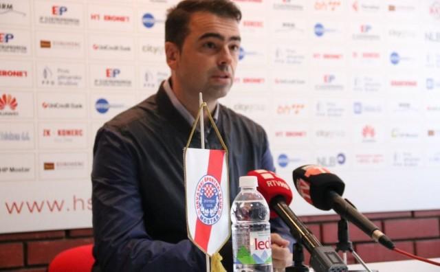 Nenad Gagro: Naša očekivanja su pobjeda u sutrašnjoj utakmici protiv Mladosti