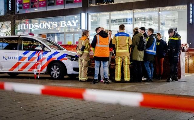 Nizozemska policija: Nekoliko ranjenih u napadu nožem u Hagu
