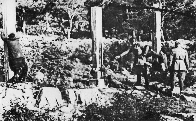 Komunisti su svoju antifašističku borbu žestoko usmjerili protiv Katoličke crkve