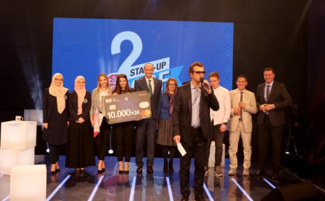 Studentice iz Čitluka pobjednice 1. emisije nove sezone SBF Start-up Challengea