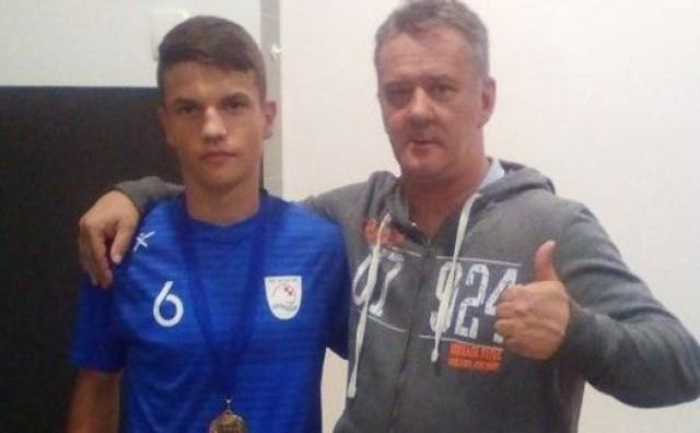 Mladi nogometaš Mostara Filip Planinić trenirao u kampu bundesligaša Freiburga