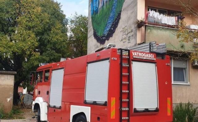 MOSTAR: Ozlijeđen u eksploziji plinske boce