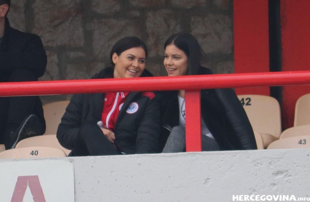 HŠK Zrinjski: Pogledajte kako je bilo na stadionu za vrijeme utakmice protiv Radnika