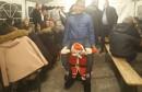 MOKRANI OŽIVJELI STARI OBIČAJ Humanitarna proslava Božića na Kolu