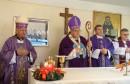 Kardinal Puljić s biskupima Perićem i Vukšićem pohodio Goražde na spomendan Drinskih mučenica