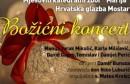 MOSTAR Božićni koncert u Katedrali
