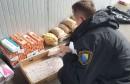 Službenici UIO oduzeli 7.350 paklica cigareta i 166 kg duhana