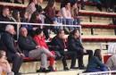 Pogledajte kako je bilo na tribinama dvorane za vrijeme utakmice Zrinjski-Katarina