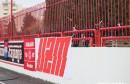 HŠK Zrinjski: Ultrasi napustili stajanje bez pozdrava nogometašima Zrinjskog