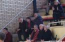 Pogledajte kako je bilo na tribinama dvorane za vrijeme utakmice Zrinjski-Izviđač