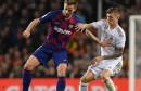 CAMP NOU Navijači Barcelone prekinuli utakmicu na dvije minute
