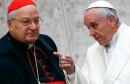 Papa Franjo smijenio jednog od najmoćnijih kardinala Vatikana