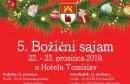 Tomislavgrad: Sutra počinje dvodnevni 'Božićni sajam'