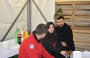 Građani se družili s GSS-ovcima na sedmoj večeri Adventa u Ljubuškom