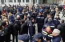Uprava 'Pošte Srbije' dijeli suspenzije štrajkašima