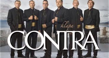BOŽIĆ U NERETVI Koncert klape Contra u Metkoviću