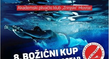 APK Zrinjski Mostar organizira međunarodno plivačko natjecanje
