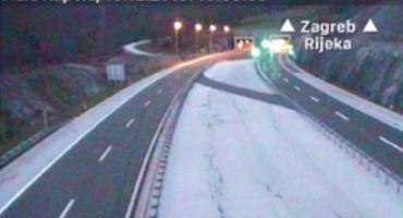 Zatvorena autocesta u Hrvatskoj