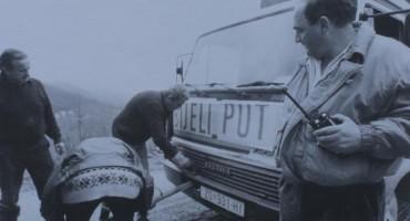 10. prosinca 1993. godine krenuo Konvoj Bijeli put za spas opkoljenim Hrvatima u Lašvanskoj dolini