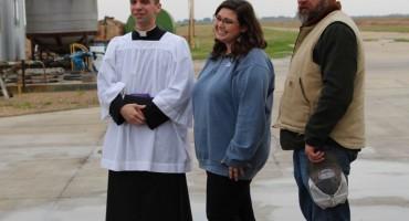 SAD U saveznoj državi Louisiani odlučili uz pomoć aviona blagosloviti cijelo mjesto