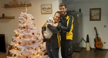 NOVI ŽIVOT Mladi par iz Slavonije raznosi poštu u Njemačkoj: 'Nakon 2 godine kupili smo stan'