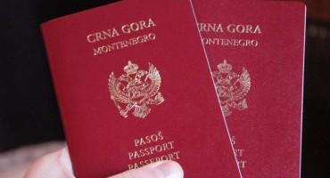 Pogledajte koje zemlje Crnogorci biraju kada se odreknu državljanstva