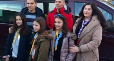Ekipa Odreda izviđača 'Radobolja' Mostar odlazi u Beč po Betlehemsko svjetlo