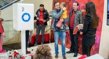Mepas Mall: Vikendi u prosincu u znaku HT ERONET-a i Veze koja traje